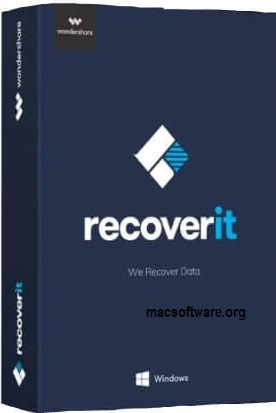 Wondershare Recoverit 9.0 Crack With License Key Free Download