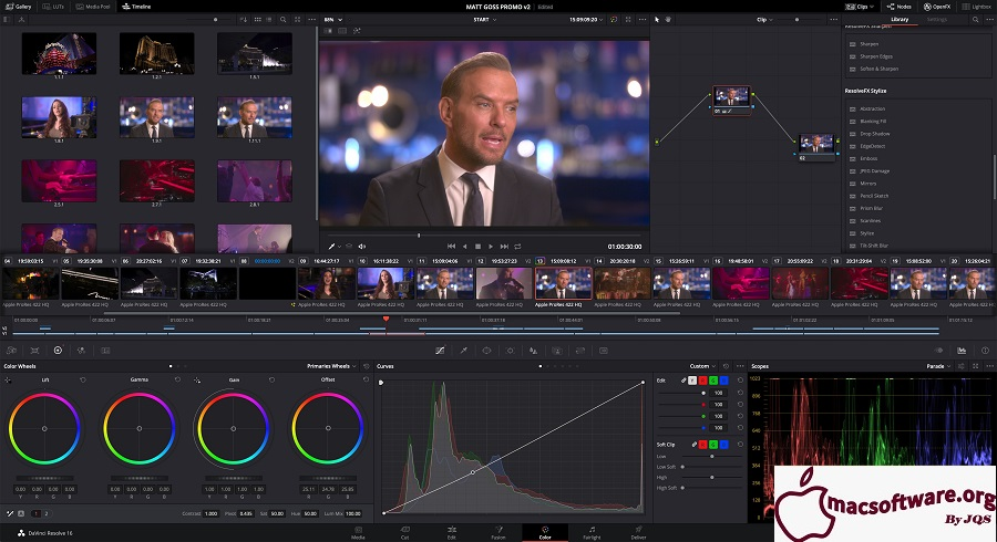 DaVinci Resolve 16.2.5 Crack With Activation Key 2020 Free Download
