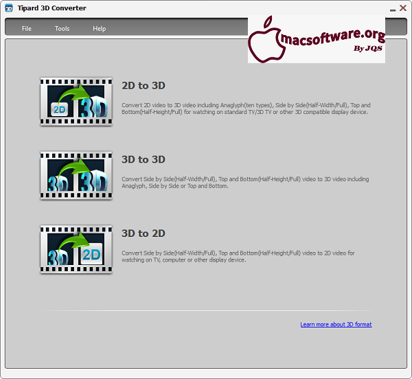 Tipard 3D Converter 6.1.26 Crack With Serial Key Free Download