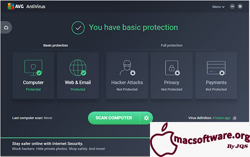 AVG Antivirus 2020 Crack With License Key Free Download