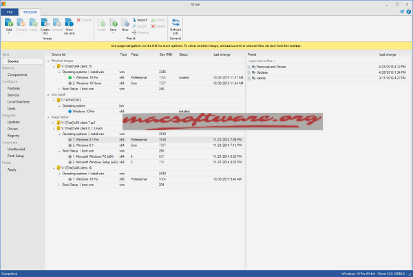 NTLite 2.0.0.7640 Crack With License Key Full Free Download