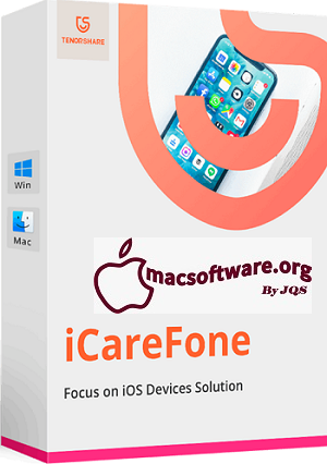 Tenorshare iCareFone 6.1.1 Crack With Registration Code Free Download