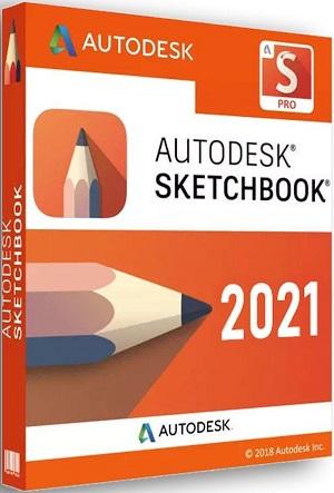 Autodesk SketchBook Pro 2021 v8.7.1.0 Crack With Serial Number Free