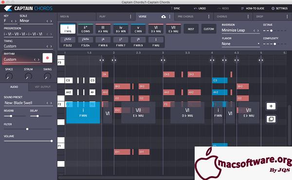 Captain Chord 5.1 Crack Mac (VST) Torrent Free Download