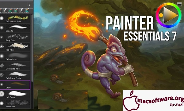 Corel Painter Essentials 7.0.0.86 Crack With Serial Number Download