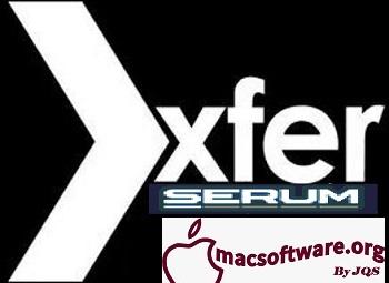 Serum VST Crack With Keygen R2R Mac Free Download