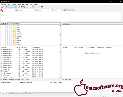 FileZilla Pro 3.51.0 Crack With License Key Free Download